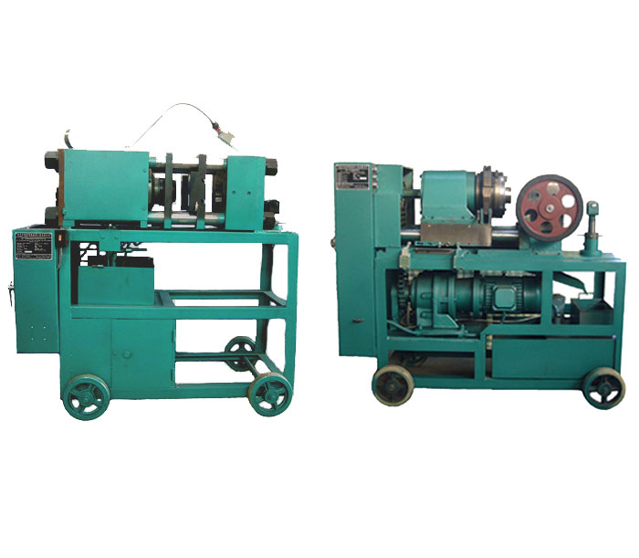 Manual Forging& Threading machine